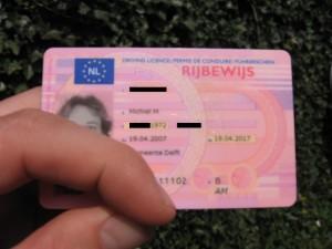 Nl-rijbewijs