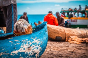 Fishermans in Malawi